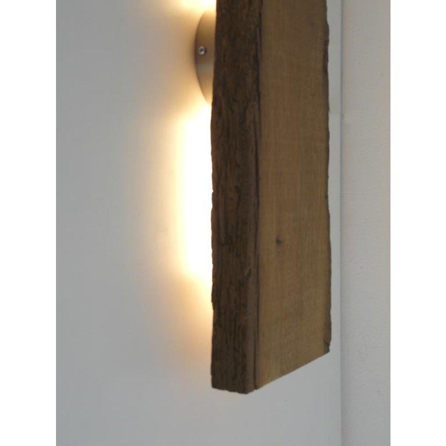 Led Wandlampe aus antiken Holz-2