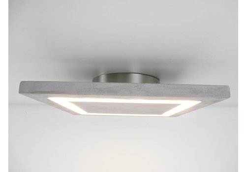LED Deckenleuchte Betonlampe 30 cm x 30 cm