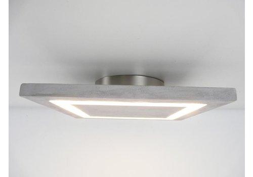 LED Deckenleuchte Betonlampe 30 x 30 cm