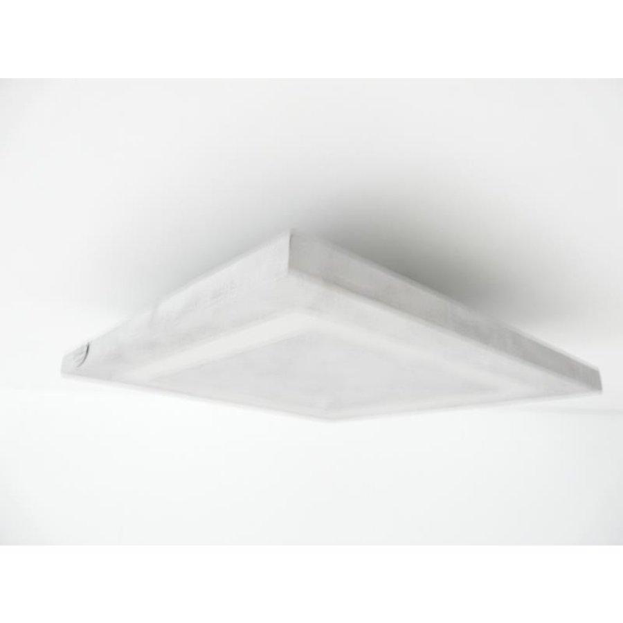 LED Deckenleuchte Betonlampe 30 cm x 30 cm-4