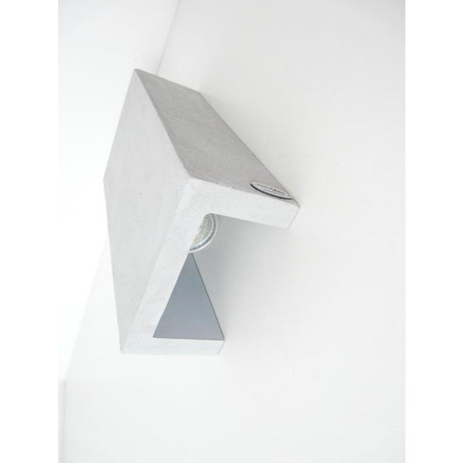 Led Wandleuchte Betonlampe-4