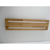thumb-Sandwich Deckenleuchte Holzlampe  Holz Eiche geölt-8