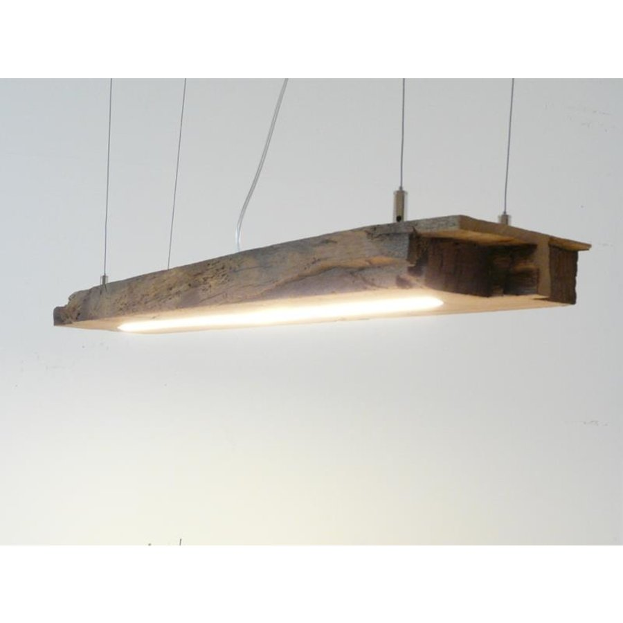 Led Hängeleuchte antik Balkenlampe-3