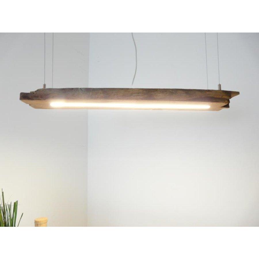 Led Hängeleuchte antik Balkenlampe-5