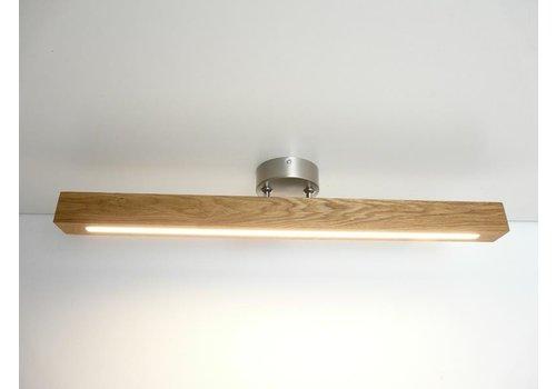 Deckenleuchte Holzlampe  Holz Eiche geölt