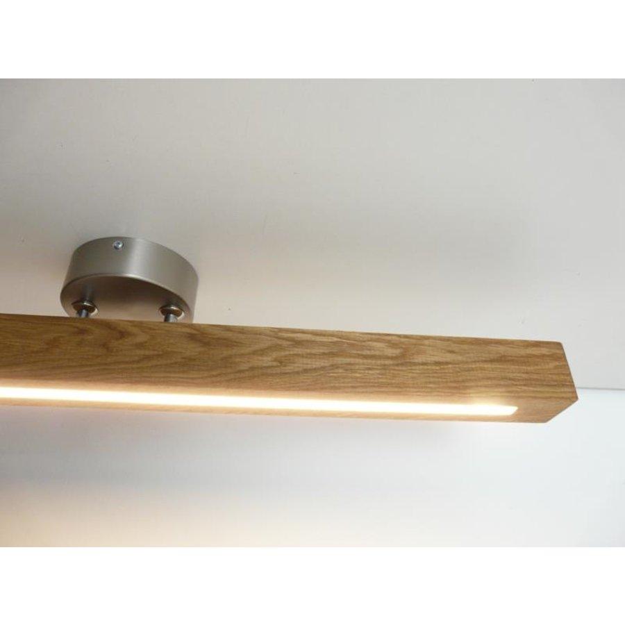 Deckenleuchte Holzlampe  Holz Eiche geölt-3