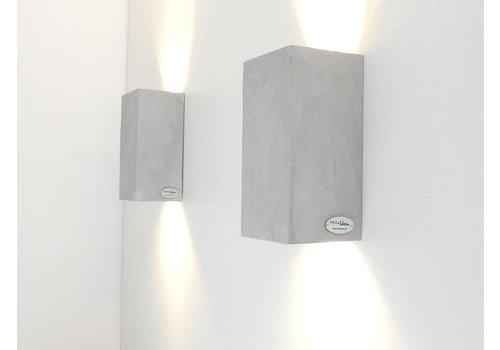 Led Wandleuchte Betonlampe