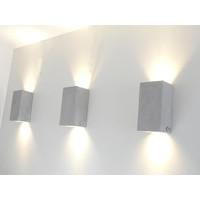 thumb-Led Wandleuchte Betonlampe-3
