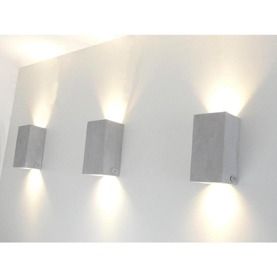 Led Wandleuchte Betonlampe-3