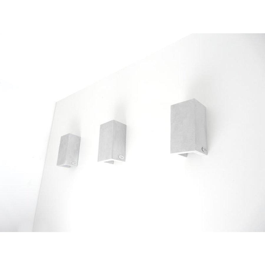 Led Wandleuchte Betonlampe-8