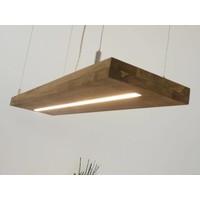thumb-Hängelampe Holz Akazie mit Ober und Unterlicht-5