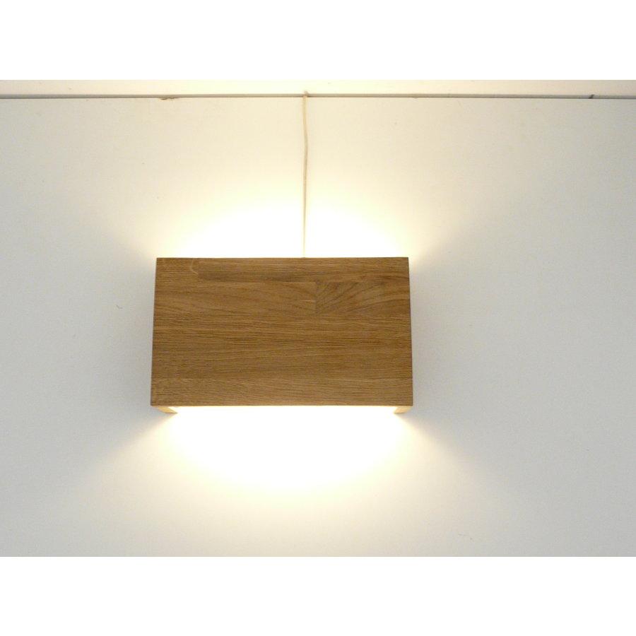 dekorative Led Wandleuchte mit Oberlicht + Unterlicht GU 10 LED-4