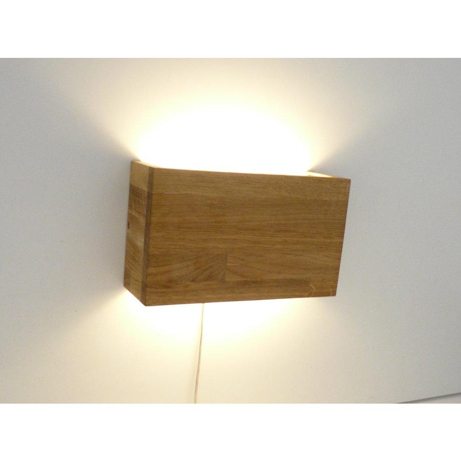 dekorative Led Wandleuchte mit Oberlicht + Unterlicht GU 10 LED-5