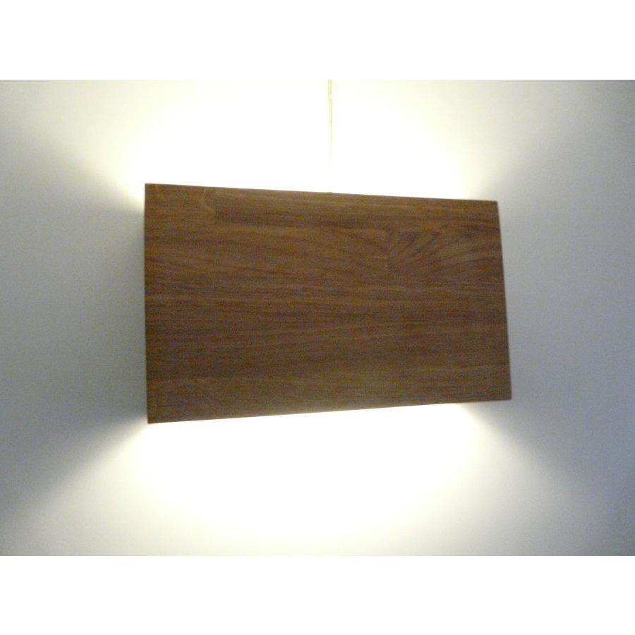 dekorative Led Wandleuchte mit Oberlicht + Unterlicht GU 10 LED-8