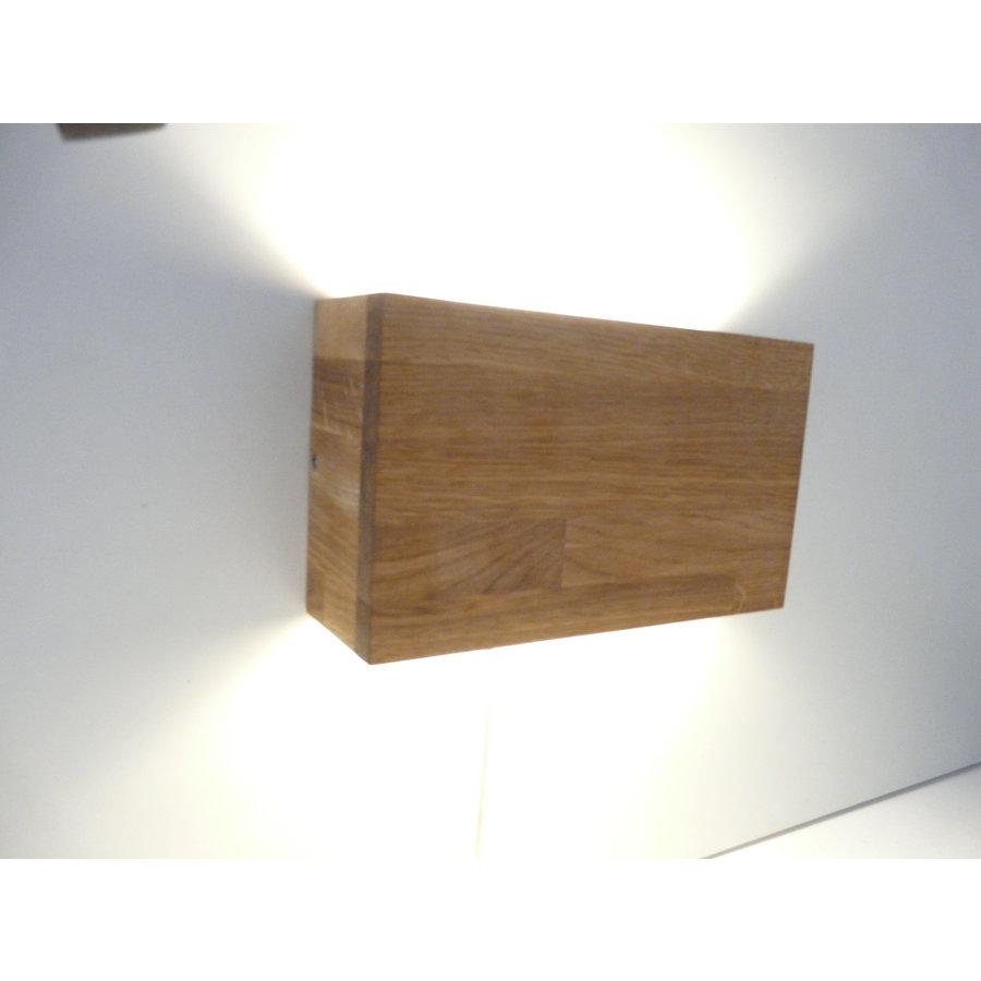 dekorative Led Wandleuchte mit Oberlicht + Unterlicht GU 10 LED-9