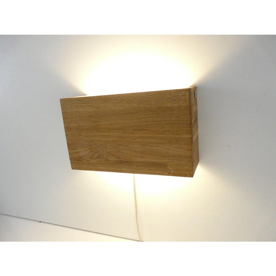 dekorative Led Wandleuchte mit Oberlicht + Unterlicht GU 10 LED-10