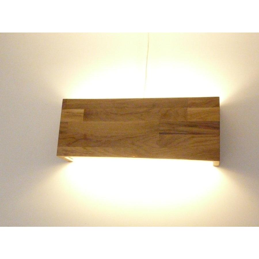 große dekorative Led Wandleuchte mit Oberlicht + Unterlicht GU 10 LED-1