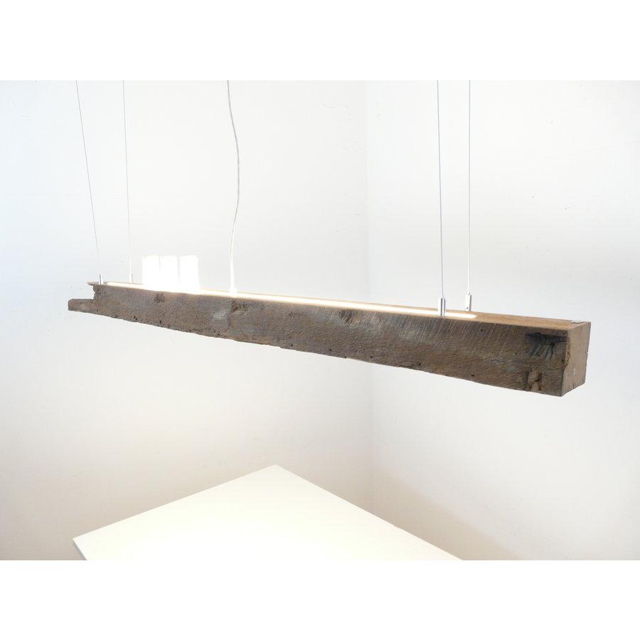 LED Lampe Hängeleuchte Holz antik Balkenleuchte-1
