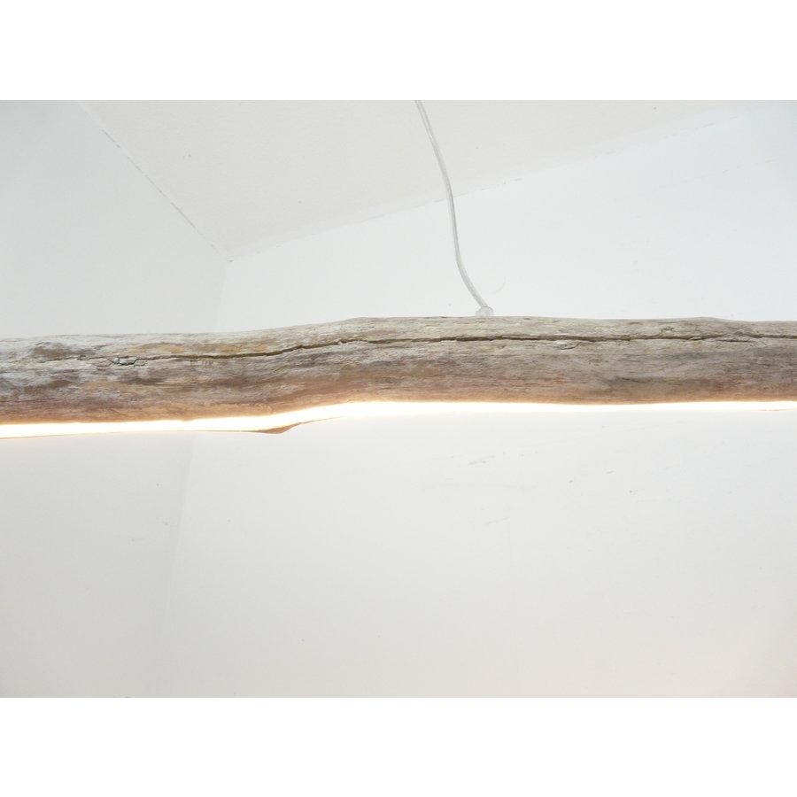 extra große Treibholz Hängeleuchte-2