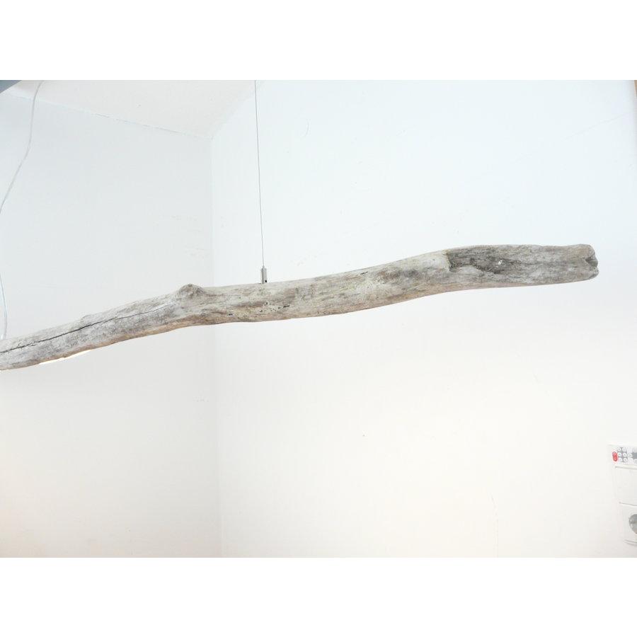 extra große Treibholz Hängeleuchte-4