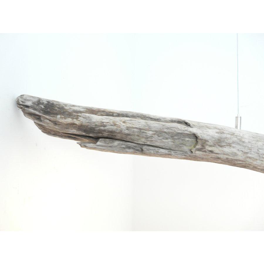 extra große Treibholz Hängeleuchte-7