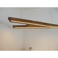 thumb-XL LED Lampe Hängeleuchte antik Balken-6