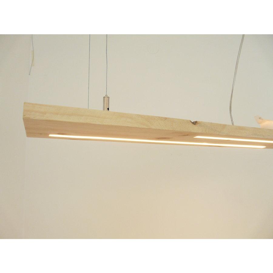 Esstischlampe Hängeleuchte aus Zirbenholz-3