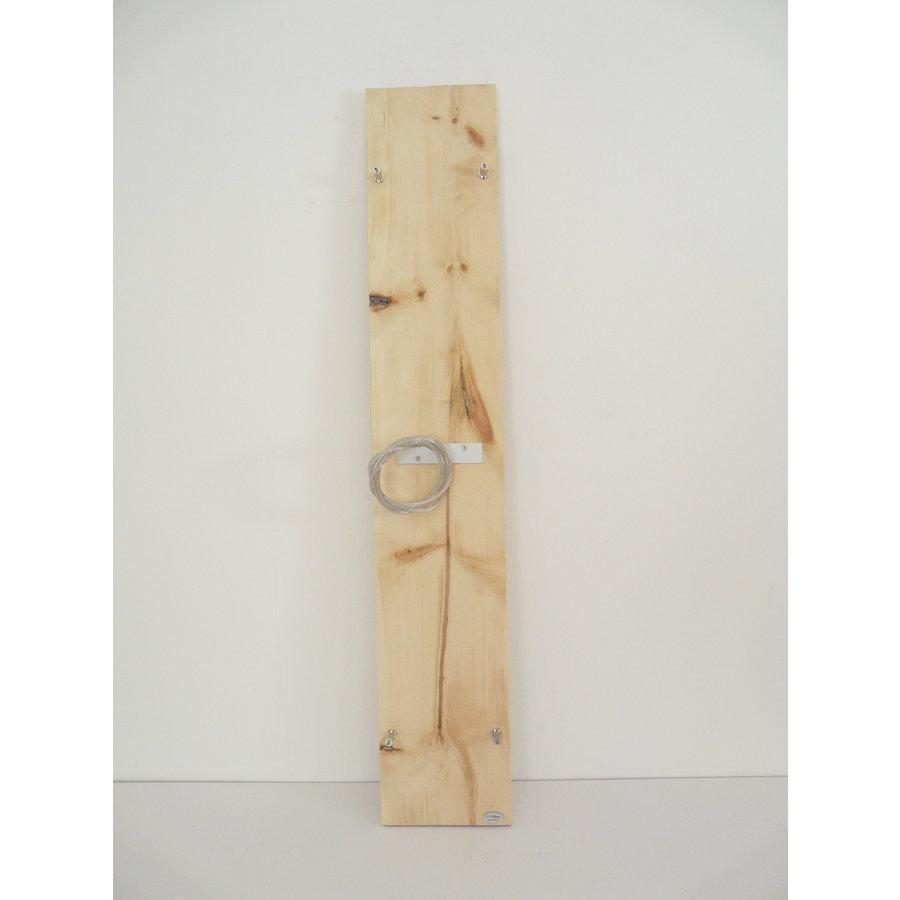 Esstischlampe Hängeleuchte aus Zirbenholz-5