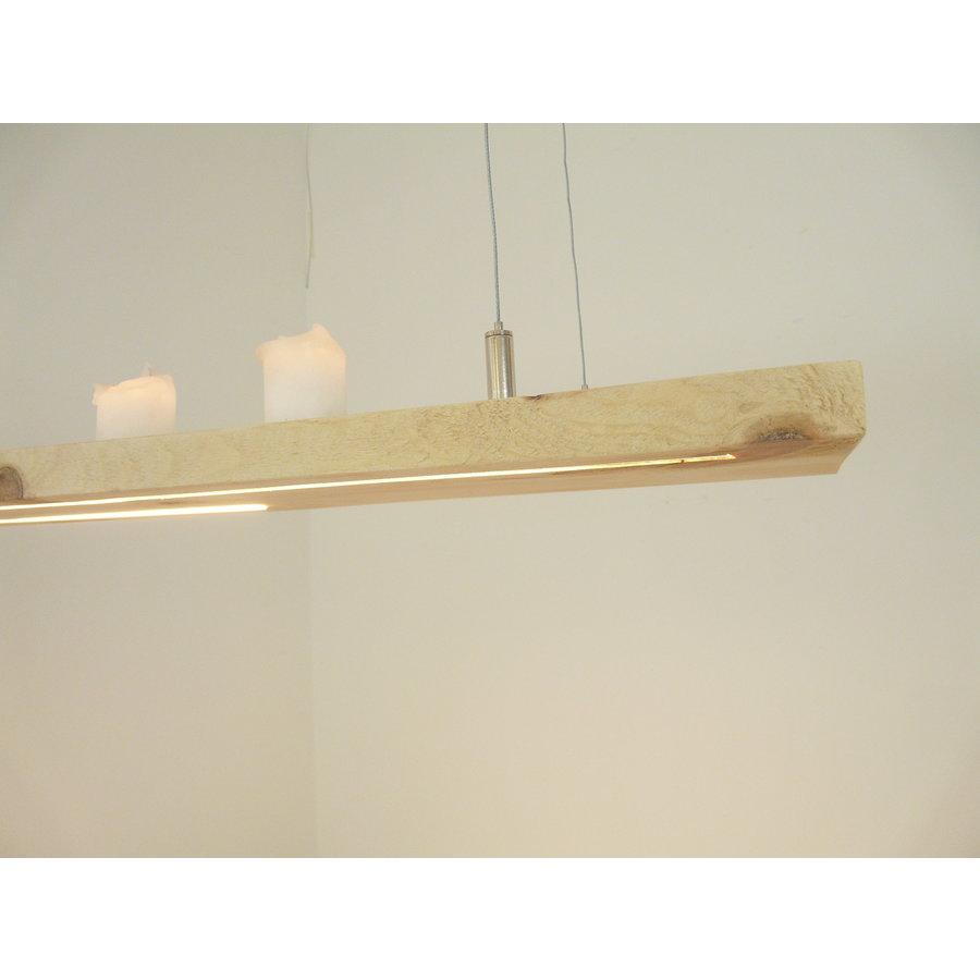 Esstischlampe Hängeleuchte aus Zirbenholz-4
