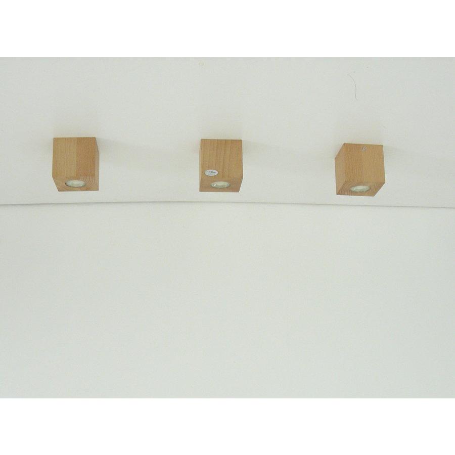 Led Deckenleuchte Miny Spot Buche-2