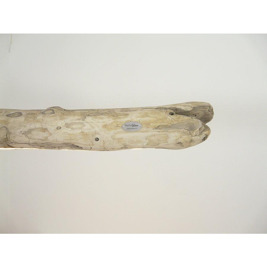 Treibholzleuchte Hängelampe Esstischleuchte-7