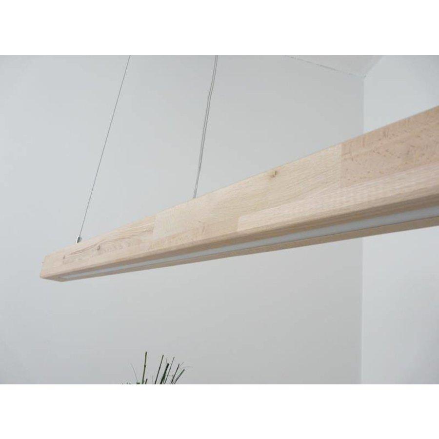 Hängelampe Esstischlampe Holz Buche-5