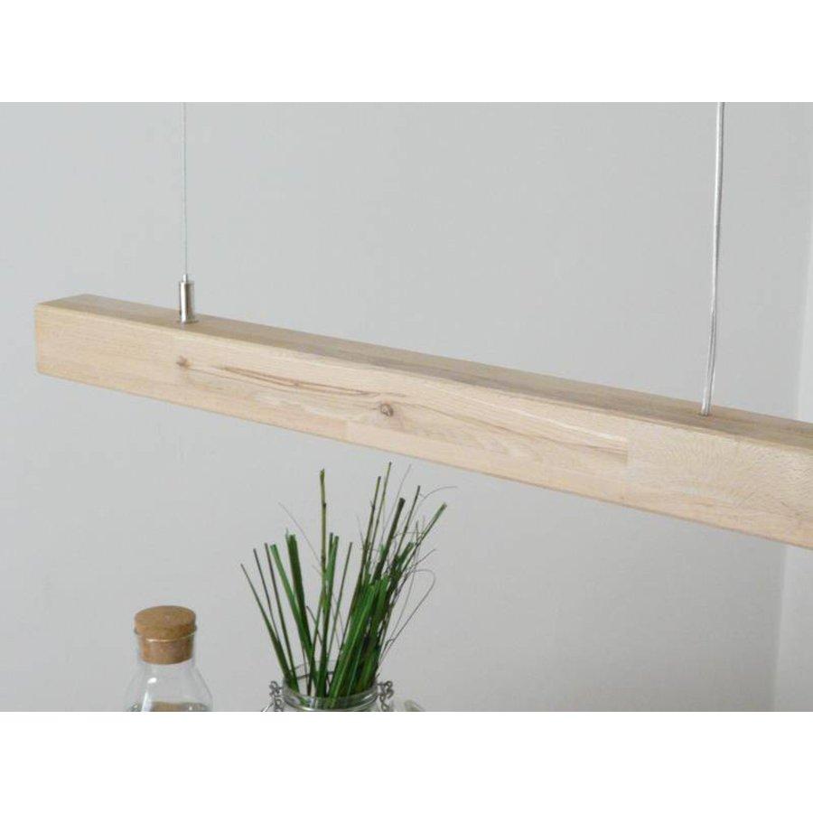 Hängelampe Esstischlampe Holz Buche-8