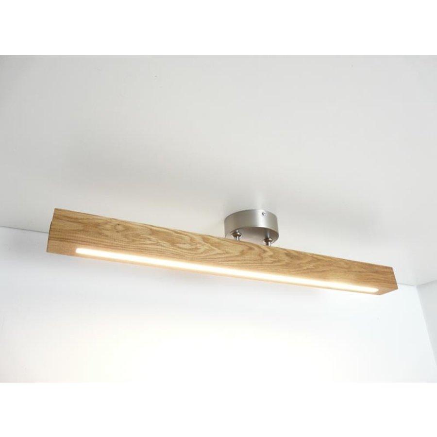 Deckenleuchte Holzlampe  Holz Eiche geölt-1