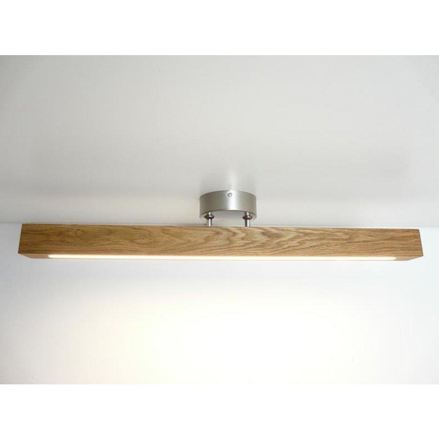 Deckenleuchte Holzlampe  Holz Eiche geölt-4