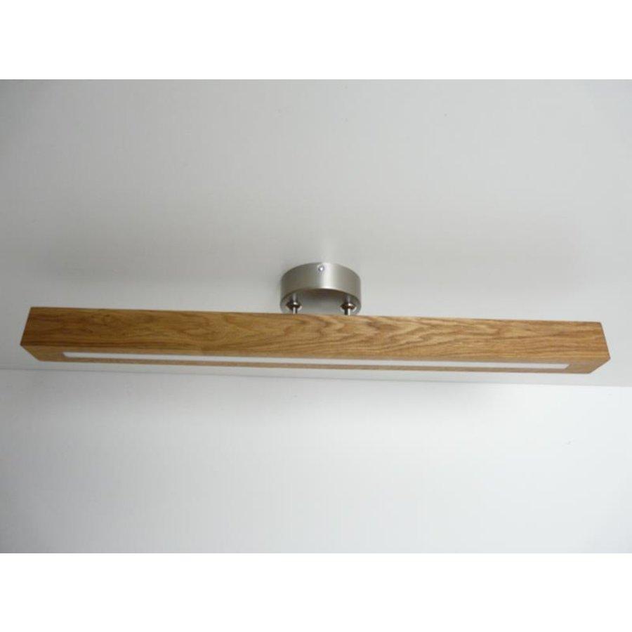 Deckenleuchte Holzlampe  Holz Eiche geölt-5