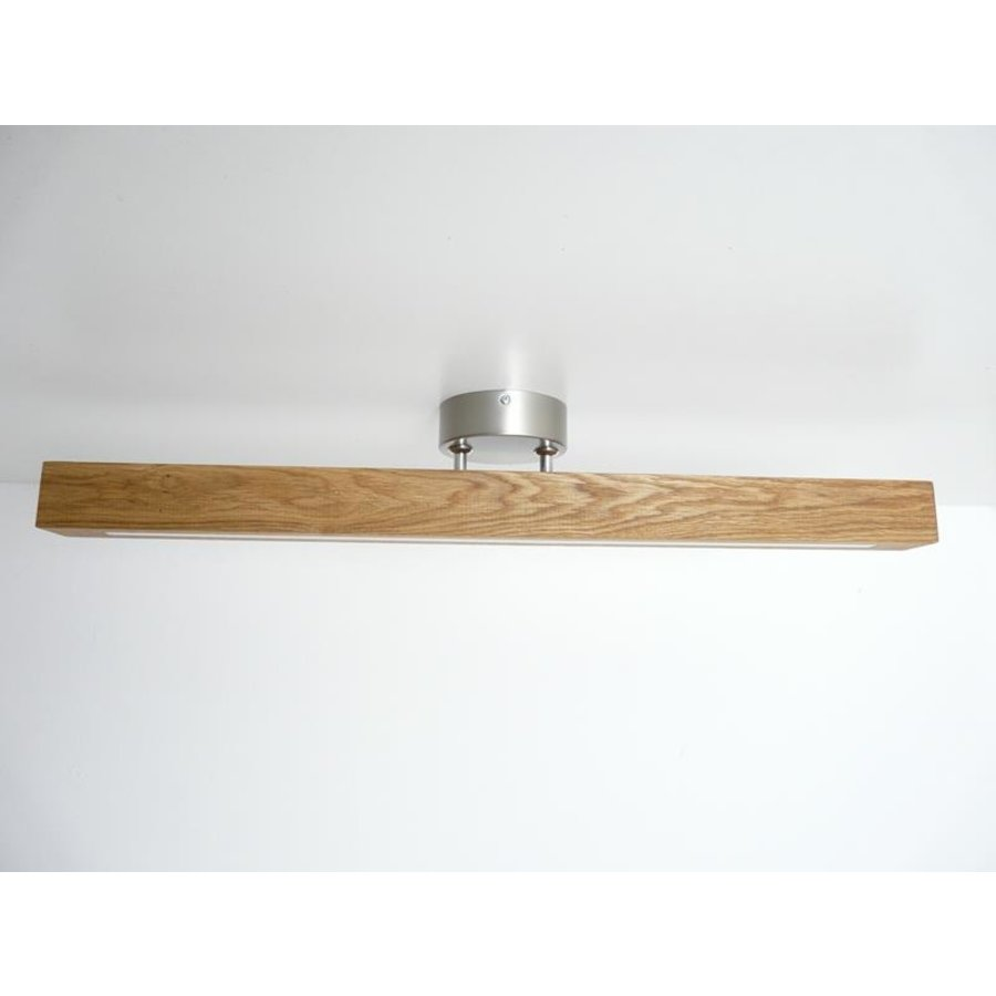 Deckenleuchte Holzlampe  Holz Eiche geölt-6