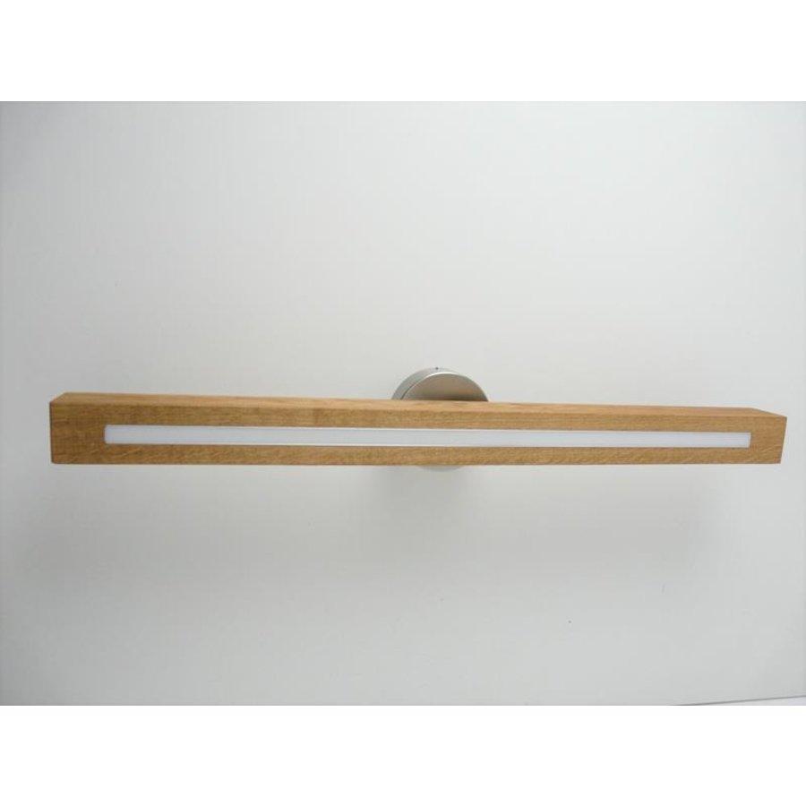 Deckenleuchte Holzlampe  Holz Eiche geölt-9