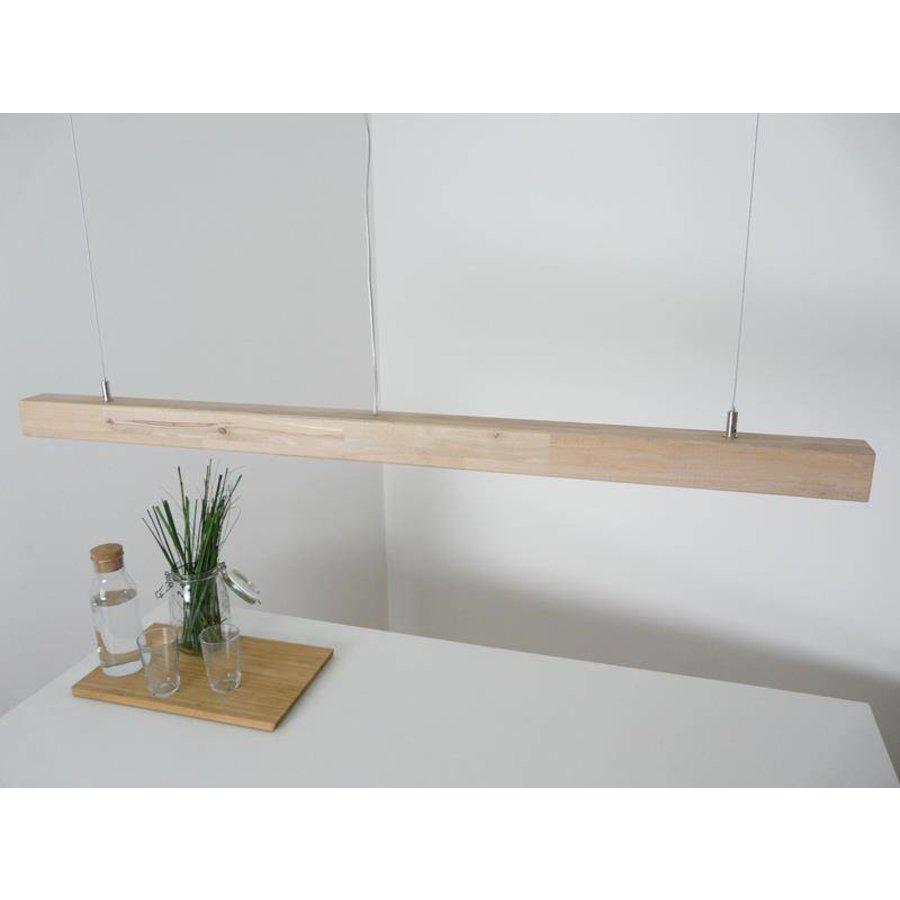 Hängelampe Esstischlampe Holz Buche-7