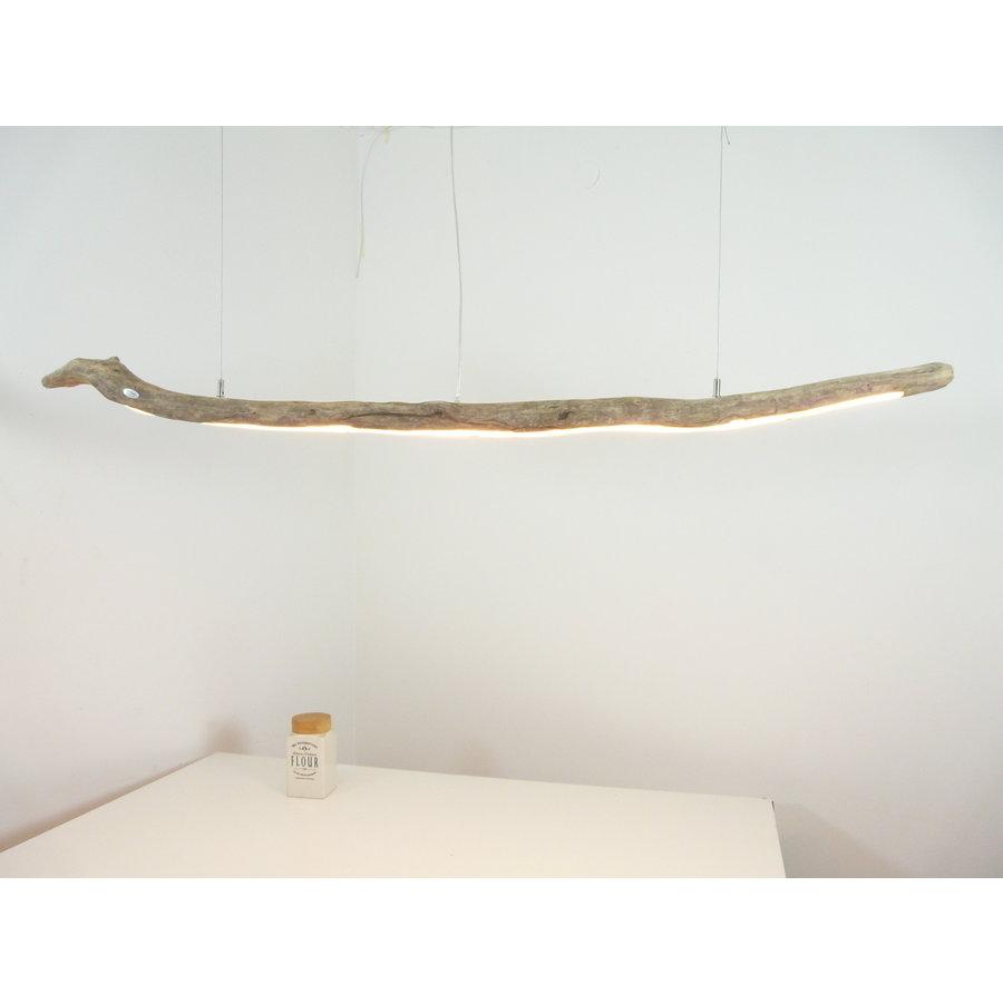 große Treibholzleuchte Hängelampe  Esstischlampe-1