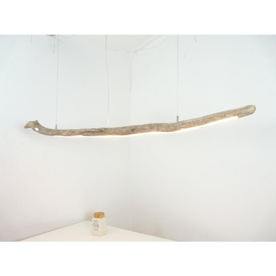 große Treibholzleuchte Hängelampe  Esstischlampe-2