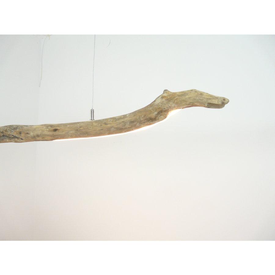 große Treibholzleuchte Hängelampe  Esstischlampe-7