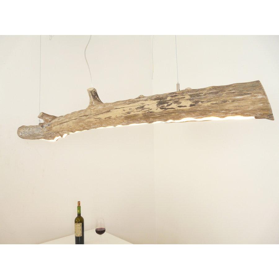 große Treibholzleuchte Hängelampe-2