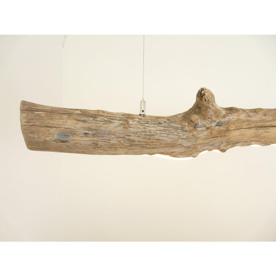 große Treibholzleuchte Hängelampe-3