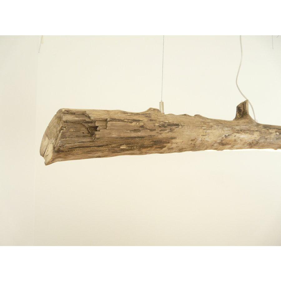 große Treibholzleuchte Hängelampe-7