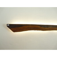 thumb-dekorative Led Wandlampe aus antiken Holz-3