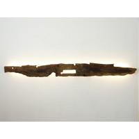 thumb-dekorative Led Wandlampe aus antiken Holz-1