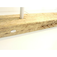 thumb-Tischleuchte Treibholz  Skulptur-4