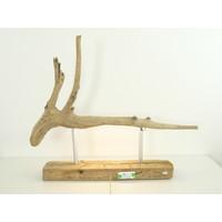 thumb-Tischleuchte Treibholz  Skulptur-6