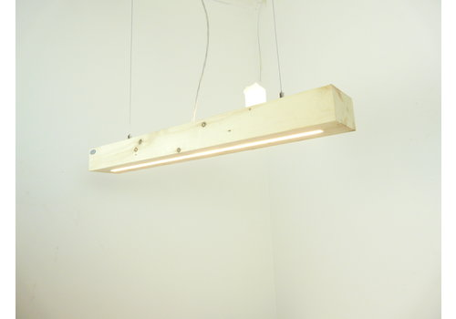 Esstischlampe Hängeleuchte aus Zirbenholz
